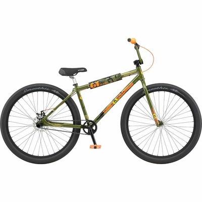 """GT BICYCLES HERITAGE PRO SERIES 29"""" CAMO 2021"""
