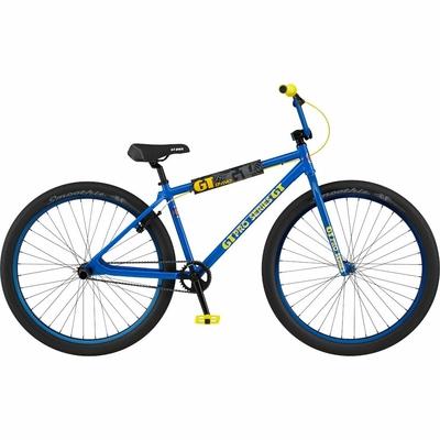 "GT BICYCLES HERITAGE PRO SERIES LTD 29"" BLUE 2021"