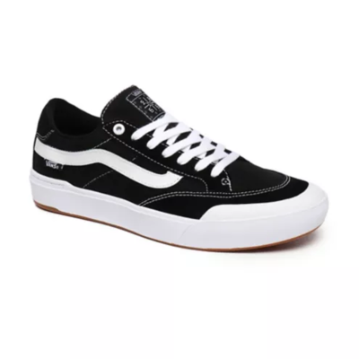 SHOES VANS BERLE PRO BLACK/WHITE