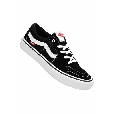 SHOES VANS SK8-LOW PRO BLACK/WHITE