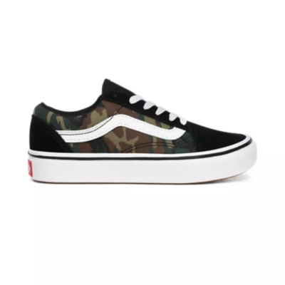 SHOES VANS COMFYCUSH OLD SKOOL WOODLAND CAMO