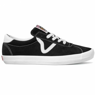SHOES VANS EPOCH SPORT PRO BLACK/WHITE