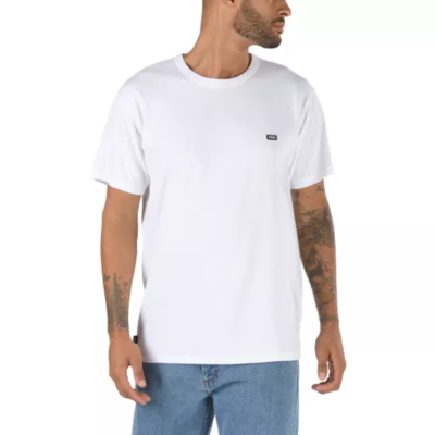 TEE-SHIRT VANS CLASSIC OFF THE WALL WHITE