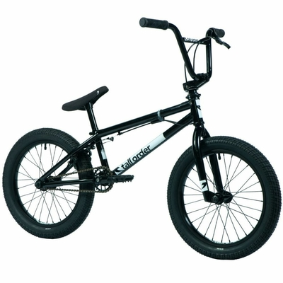 BMX TALL ORDER RAMP 18'' GLOSS BLACK 2021