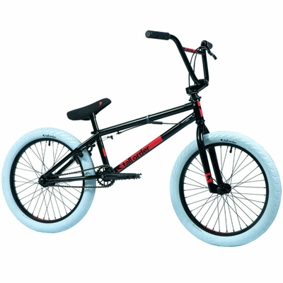 "BMX TALL ORDER RAMP MEDIUM 20.3"" GLOSS BLACK 2021"