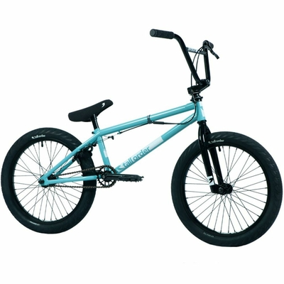 "BMX TALL ORDER RAMP MEDIUM 20.3"" GLOSS SLATE BLUE 2021"