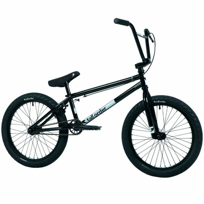 "BMX TALL ORDER RAMP LARGE 20.8"" GLOSS BLACK 2021"
