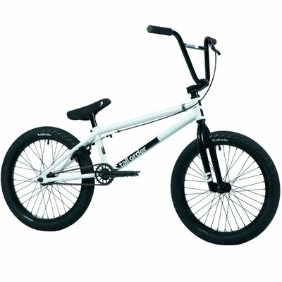 "BMX TALL ORDER RAMP LARGE 20.8"" GLOSS WHITE 2021"