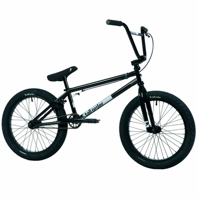 BMX TALL ORDER FLAIR 20.6'' GLOSS BLACK 2021