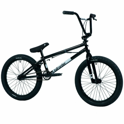 BMX TALL ORDER FLAIR PARK 20.4'' GLOSS BLACK 2021
