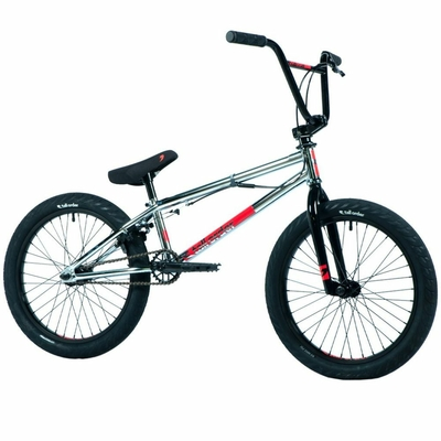 BMX TALL ORDER FLAIR PARK 20.4'' CHROME 2021