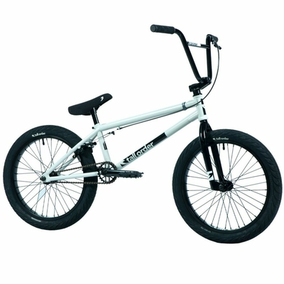BMX TALL ORDER FLAIR 20.6'' GLOSS WHITE 2021