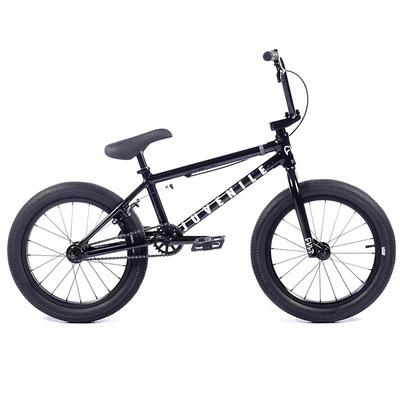 """BMX CULT JUVENILE 18"""" BLACK 2021"""