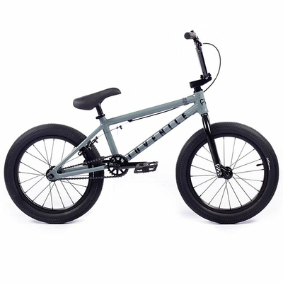 "BMX CULT JUVENILE 18"" GREY 2021"
