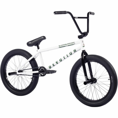"BMX CULT DEVOTION PANZA 21"" WHITE 2021"