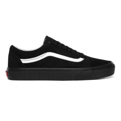 SHOES VANS OLD SKOOL PIG SUEDE BLACK