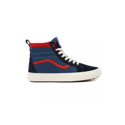 SHOES VANS SK8-HI MTE NAVY/RED