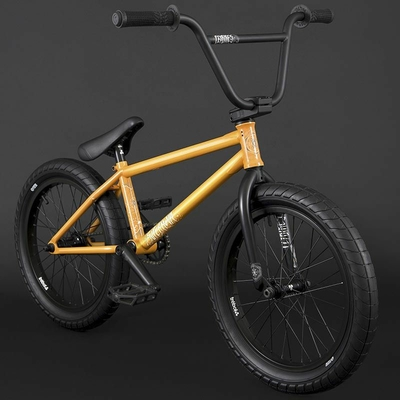BMX FLYBIKES SUPERNOVA 18 LHD GLOSS ORANGE 2021