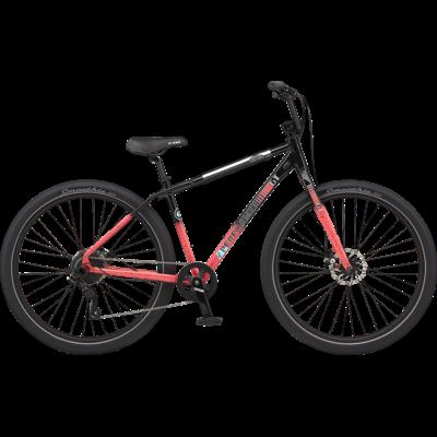 """GT BICYCLES STREET PERFORMER 29"""" BLACK/PINK 2021"""