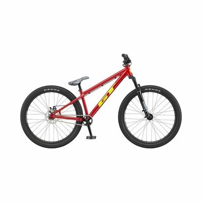VÉLO DIRT GT BICYCLES LA BOMBA 26'' RED 2021