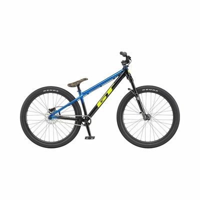 VÉLO DIRT GT BICYCLES LA BOMBA PRO 26'' BLUE 2021