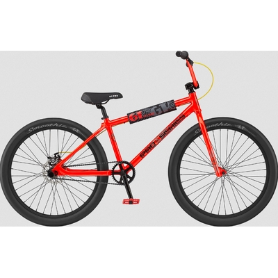 """GT BICYCLES PRO SERIE 26"""" NEON RED 2021"""