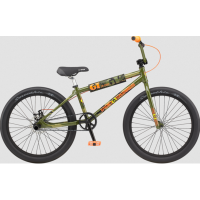 """GT BICYCLES PRO SERIE 24"""" CAMO 2021"""
