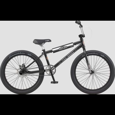 "GT BICYCLES PRO SERIE 24"" MATT BLACK 2021"