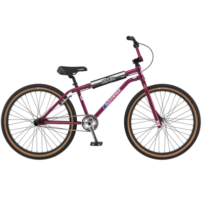 """GT BICYCLES PRO PERFORMER HERITAGE 26"""" RASPBERRY 2021"""