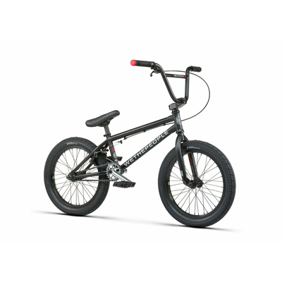 "BMX WETHEPEOPLE CRS 18"" BLACK 2021"