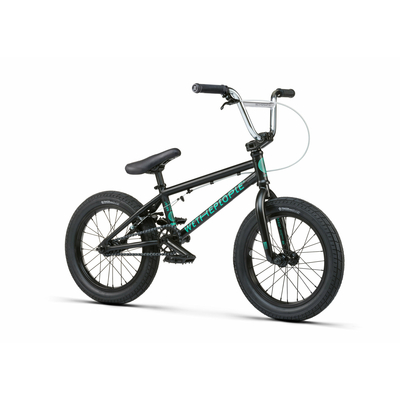"BMX WETHEPEOPLE SEED 16"" BLACK 2021"
