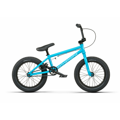 "BMX WETHEPEOPLE SEED 16"" SURF BLUE 2021"