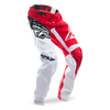 "Pantalon FLY RACING Kinetic Cruz red/white ""Junior"" 2017"