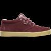 Shoes ETNIES Jameson Mid Crank burgundy