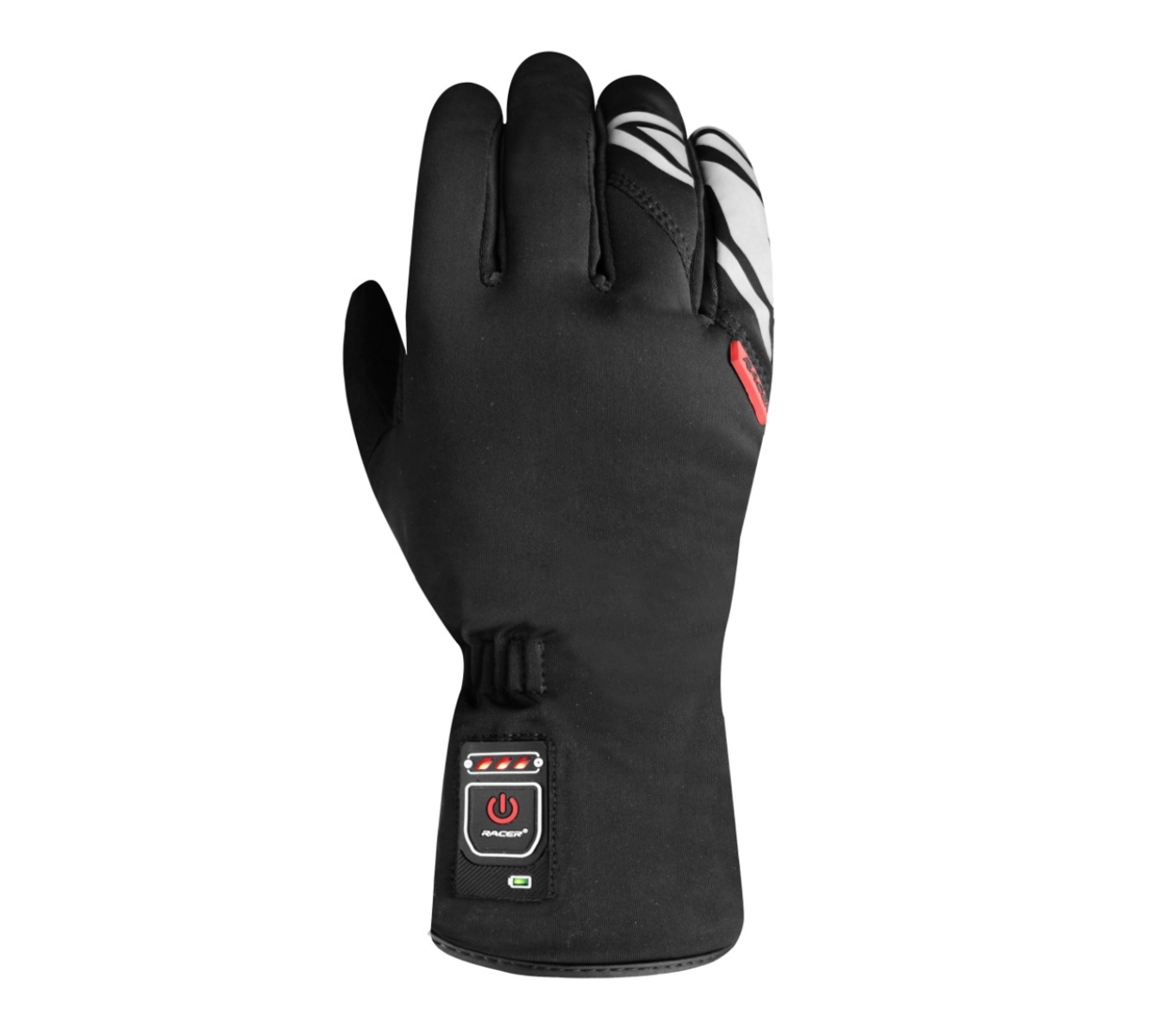 gants racer e glove 2 chauffant equipements v lo textiles bmx avenue. Black Bedroom Furniture Sets. Home Design Ideas