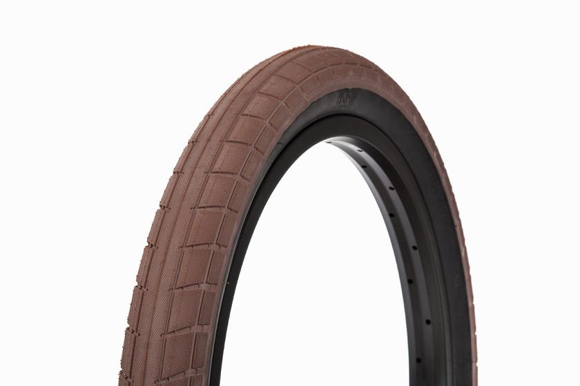 pneu bsd donnasqueak chocolate pneus freestyle pneus rigides bmx avenue. Black Bedroom Furniture Sets. Home Design Ideas
