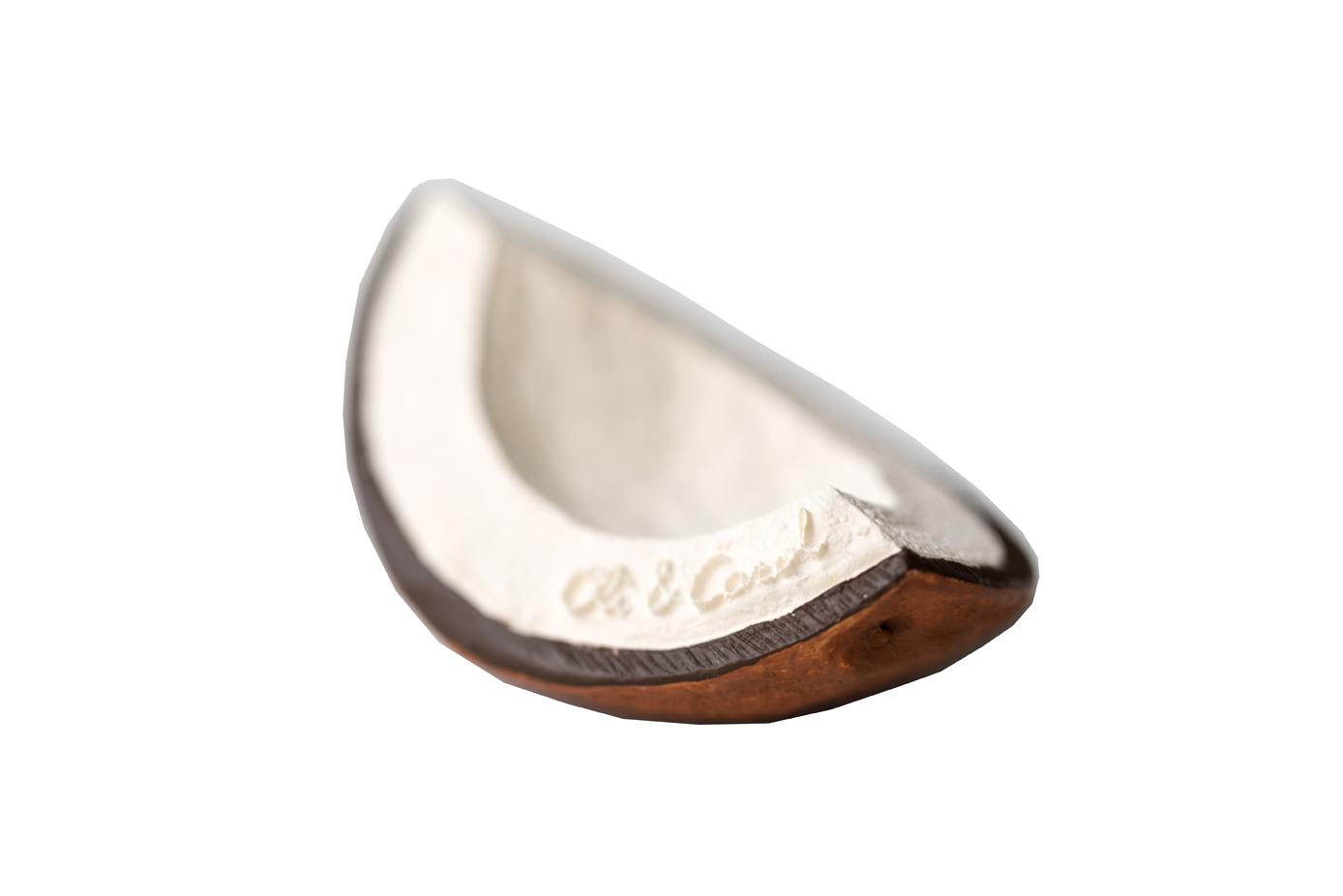 Jouet de dentition - Coco la noix de coco