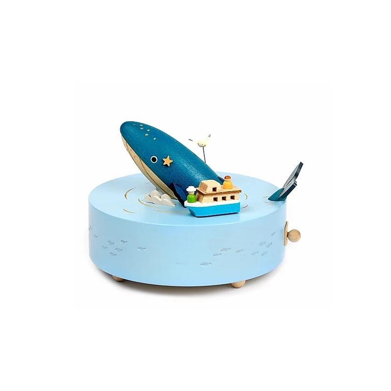 Boîte à musique n°32 - Baleine