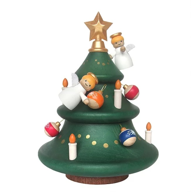 sapin et anges