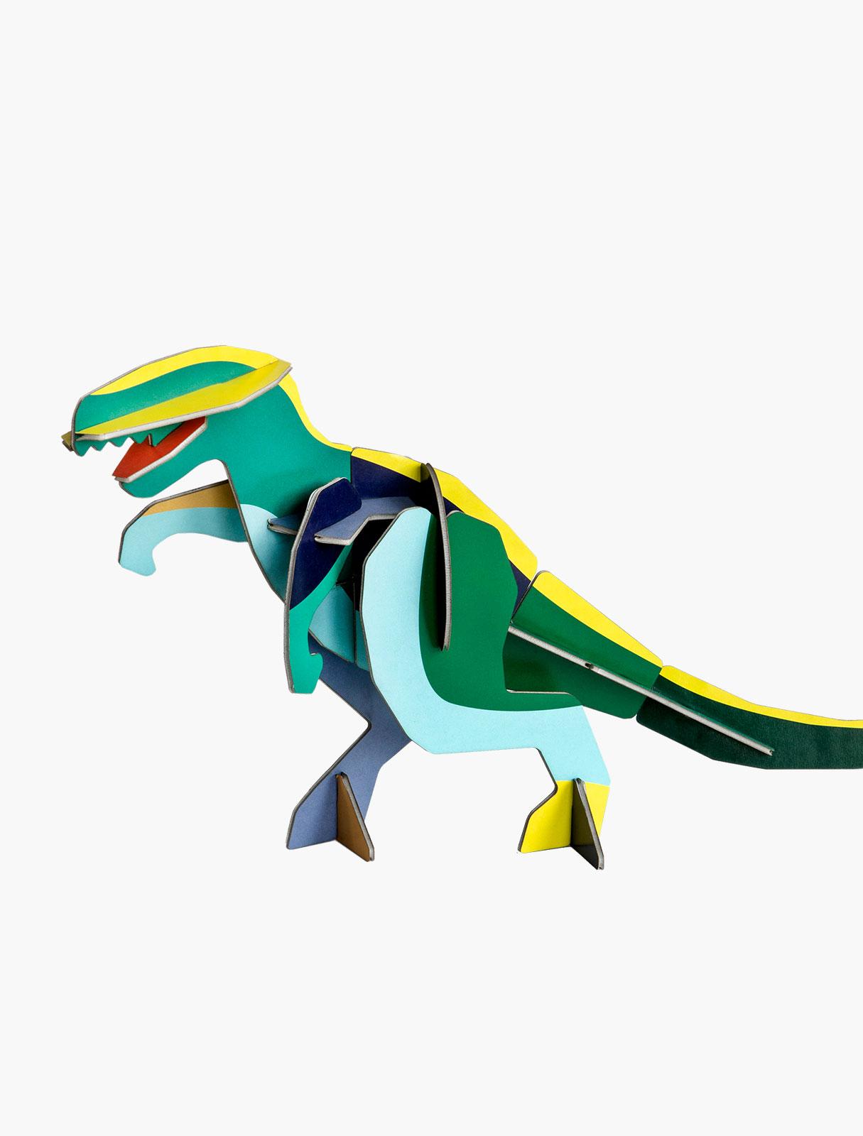 Objet 3D à construire - T-rex