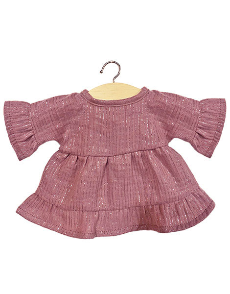 Robe Lucia pour poupée/poupon 34 cm