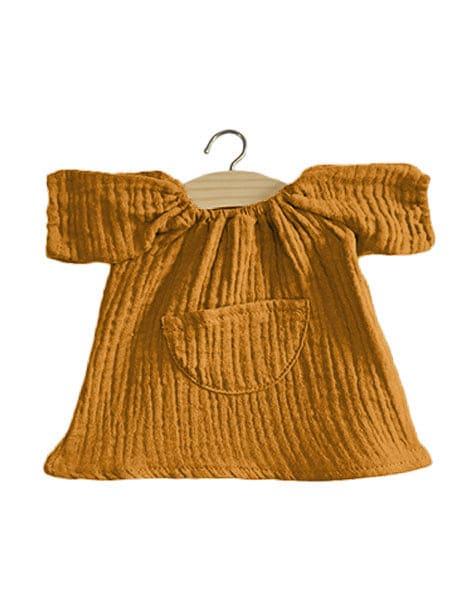 Robe Jeanne pour poupée/poupon 34 cm