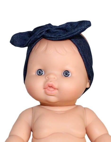 Headband pour poupée/poupon 34 cm