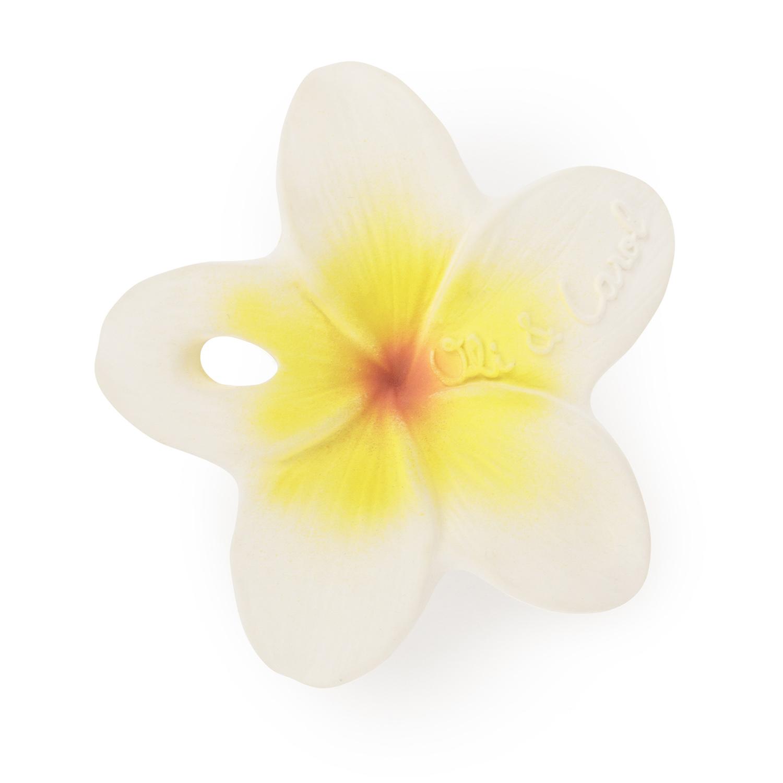 Petit jouet de dentition - Hawaii la fleur