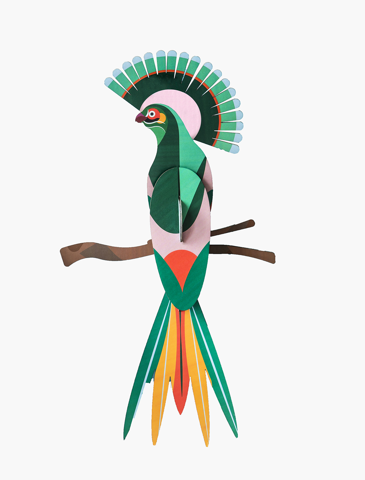 Décoration murale oiseau, gili
