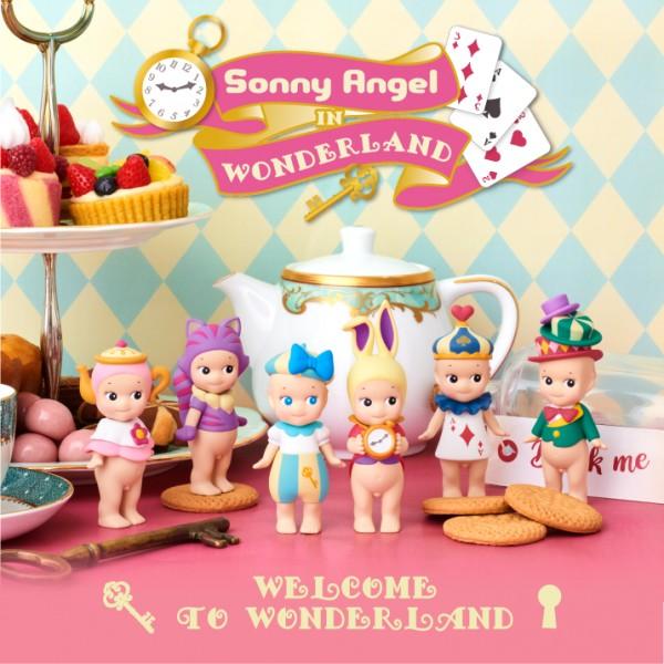 Sonny Angel Wonderland