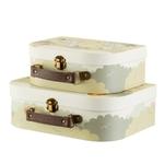 GIF097_B_Savannah Safari Suitcases_Set of 2_Side