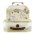 GIF097_D_Savannah Safari Suitcases_Set of 2_Stacked