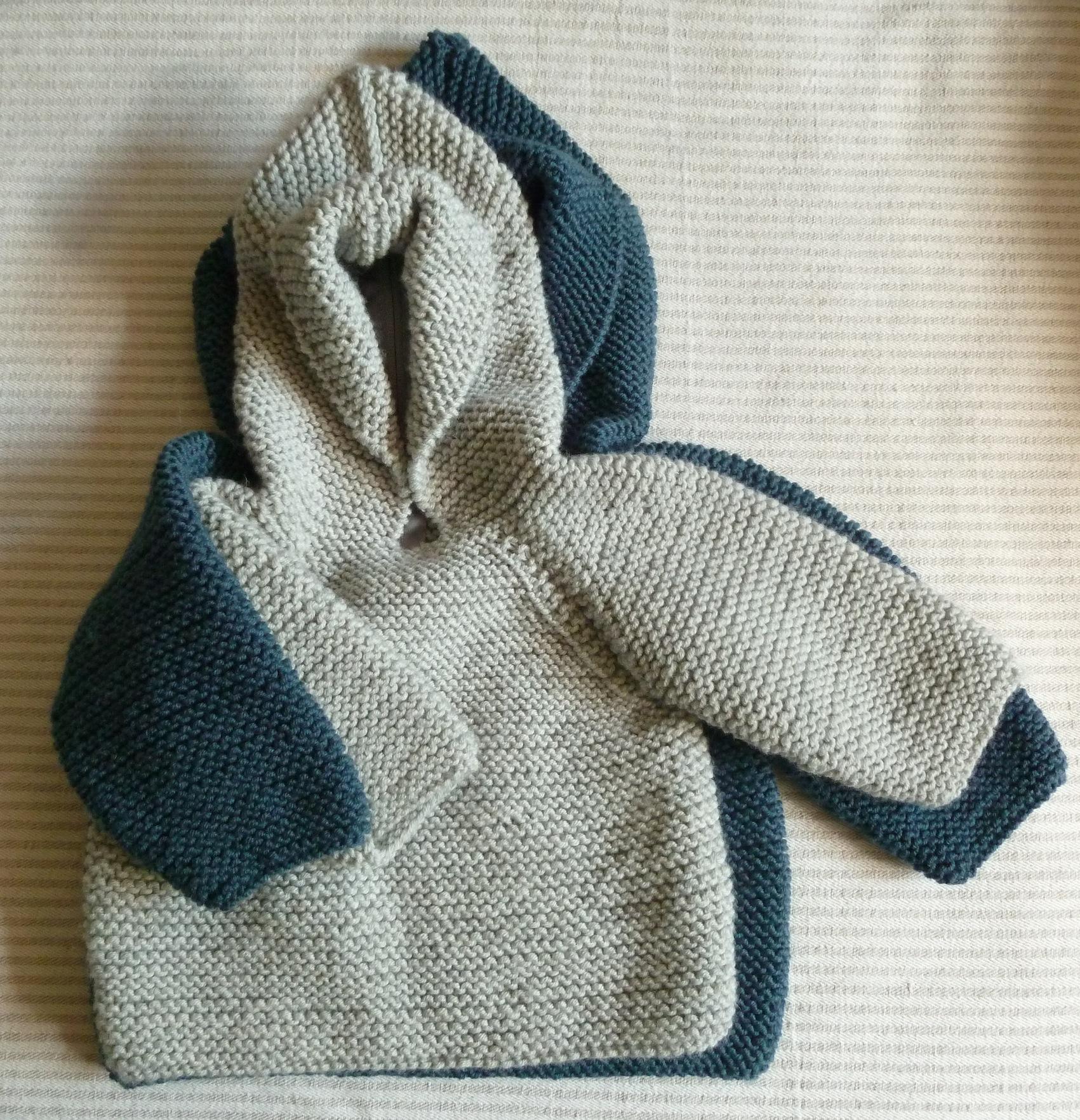 kit tricot cachemire
