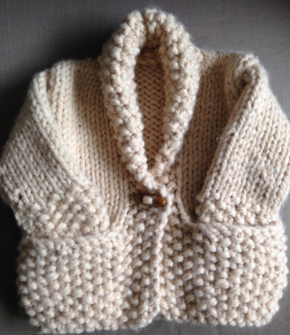 modèle tricot aig 8